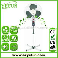 FS-1608 china zhongshan cheap price 16 inch water fan cooler stand fan