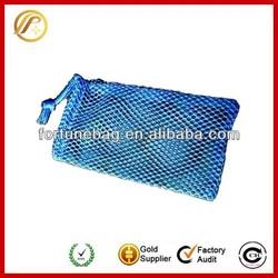 cheap drawstring pouch bag mesh pouch