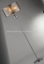 Artistic floor lamp
