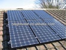 185W monocrystalline solar panel price per watt solar panels