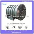 Dtf série Metro e túnel ventilador do radiador ventilador motor em fiat