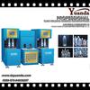 PP bottle semi-automatic blow molding machine
