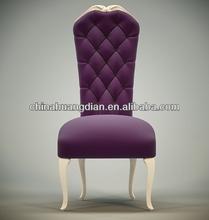 antique furniture high back chair HDC1004