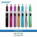 قوس قزح sid 2013-2015 smok سخونة دخان السجائر الإلكترونية متغير الجهد والقوة الكهربائية