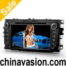Android Car DVD Player with For Ford Mondeo, 8 Inch Screen, 8GB Internal Memory, GPS, Wi-Fi, 3G, DVB-T (2 DIN)