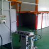 anti-corrosion powder coating machine