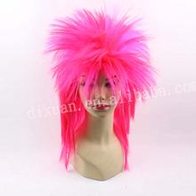 (DX-JQ-0365)FULL LACE VIRGIN BRAZILIAN HUMAN HAIR WIG