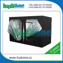 Custom portable hydroponic grow box and grow room