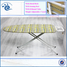 Home Use Metal Mesh Ironing Board Square Tube Ironing Mother Board