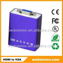 vga ypbpr to hdmi converter ADC HTV Switch changer AD converter for STB TV PC