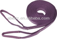 Industrial Polyester Lift Slings with duplex eyes