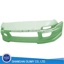 Olimy hand lay up fiberglass rear bumper FRP automotive bumper