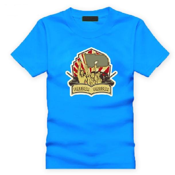 boys new design blue funny t-shirts