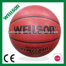 Microfibre PU basketball