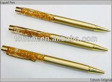Liquid floater pen