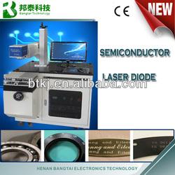 Semi-conductor/End-pumped laser marking Machine, batch printing machine manufacturers, semiconductor laser diode