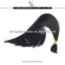ZSY new fashionable yaki bulk hair styles