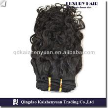 Hot selling AAAAA grade human hair virgin peruvian curly hair