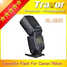 TRAVOR photographic equipment studio lighting kit for canon 430ex ii