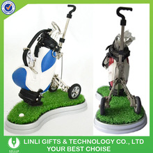 Wholesale Business Golf Cart With Clock