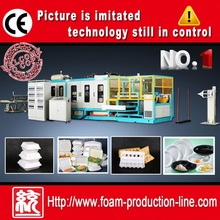 Good Quality PS Box Forming and Cutting Equipment/Foam Container Making Equipment