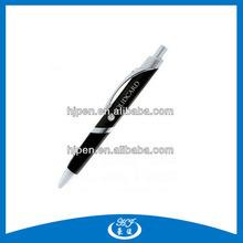 Click Promotional Logo Pen, Metal Triangular Ball Pen