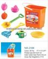 areia ferramenta pás verão brinquedo praia crianças baldes de plástico balde de areia brinquedos