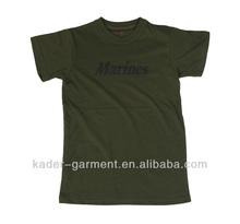 Cotton Military T Shirt factory in Guangzhou