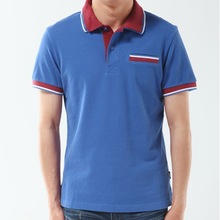 fashion work polo shirts for company use
