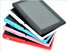 cheap 7-inch 5 points touch Android 4.1 Single Core Tablet PC for Xmas promotion