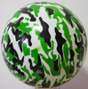 90mm cheapest and free custom printed bouncy balls