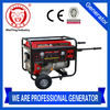 Best sale!! New brand 6.5kw good quality chinese engine generator set(WT8500E)