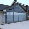 2015 venda quente de alumínio porta, Modern porta sanfonada, Bi fold porta