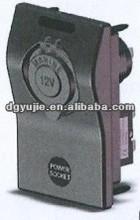 Power socket/rubber Pad 100*60mm