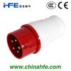 HF-015 16A Industrial plug 3P+E+N 380-415V