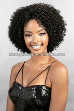 """FASHION!! 100% Brazilian remy human hair glueless full lace wig 10""""-26""""available same as celebrity hair for black women"""