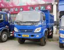 Foton Truck Forland Dump Truck 4 ton Truck