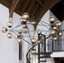 2013 modern glass ball pendant lights GB05-21