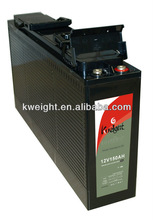 12v150ah Sealed type Front Terminal Battery & solar cell