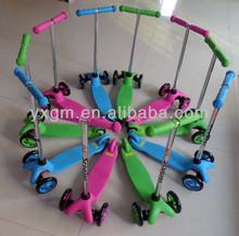 2014 new design Three-Wheel Mini Kick Scooter