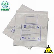custom printing resealable aluminum foil packaging bags