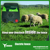 5KM solar powered portable sheep solar fence charger