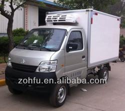 Mini Cold Storage Van
