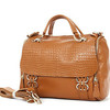 2013 new real leather bag real genuine leather handbag EMG9207