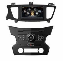 two din Car DVD Player With TV/AM/FM/Bluetooth/USB/SD CARD/GPS for Kia Cadenza 2013