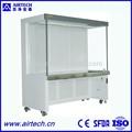Sat132315 hs-1800-u horizontal laboratório açoinoxidável bancada limpa