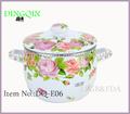 ceramic casserole dish with lid DQ-E06