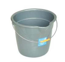 factory wholesale 9.5L plastic buckets with pour spout