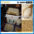 Mini uso en el hogar pequeño de molienda de arroz/pulido de la máquina