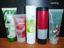 Labelled Tube for Skin Care